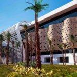 Extérieur Aeroport de Marrakech