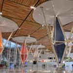 Aéroport de Marrakech Menara hall Départ